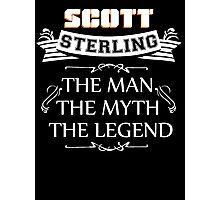 scott sterling Photographic Print