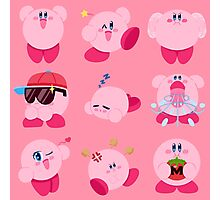 Kirby Mini Series Photographic Print