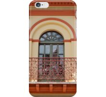 Balcony and Reflection iPhone Case/Skin