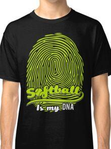Softball is my DNA Classic T-Shirt