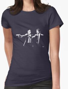 Cosmos Pulp Fiction Womens Fitted T-Shirt