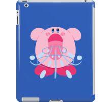 Kirby Inhale iPad Case/Skin