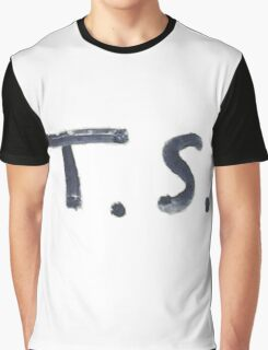 Taylor Swift Signature: T.S. Graphic T-Shirt