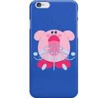 Kirby Inhale iPhone Case/Skin