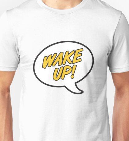WAKE UP! METHOD MAN T-SHIRT Unisex T-Shirt