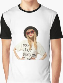 "Taylor's 22 ""Not a lot going on at the moment"" Graphic T-Shirt"