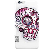 BITE ME SUGAR SKULL iPhone Case/Skin
