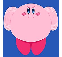 Floating Kirby Photographic Print