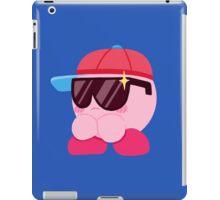 Cool-Cat Kirby iPad Case/Skin