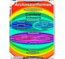 Archosauriformes iPad Case/Skin