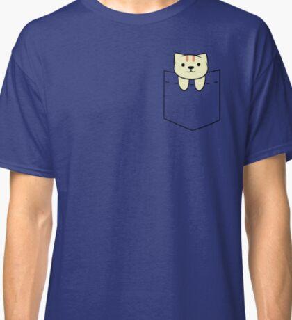 Apricot Pocket Tee Classic T-Shirt