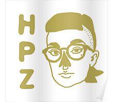 HPZ Head Design Poster