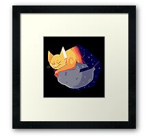 Sleepyhead Framed Print