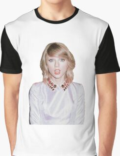 Surprise face Taylor Swift Graphic T-Shirt