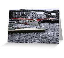 By Sea or Air Greeting Card