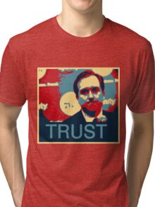 In Hinkie We Trust Tri-blend T-Shirt
