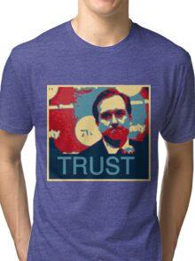 In Hinkie We Trust Tri-blend T-Shirt