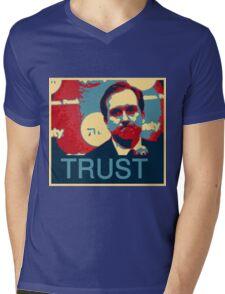 In Hinkie We Trust Mens V-Neck T-Shirt