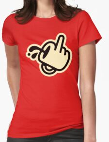 FCup Womens Fitted T-Shirt