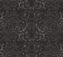 Octopus (Grey) by Kravache