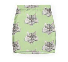 Fluffy Kitten   Mini Skirt