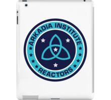 Arkadia Institute Reactors iPad Case/Skin