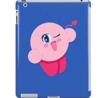 Anime Kirby iPad Case/Skin