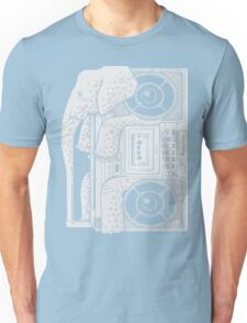 Record Store Day : Elephant Loves Music Style Unisex T-Shirt
