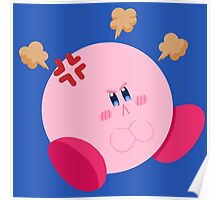 Mad Kirby Poster