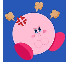 Mad Kirby Photographic Print