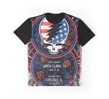 Santa Clara Tour  Graphic T-Shirt