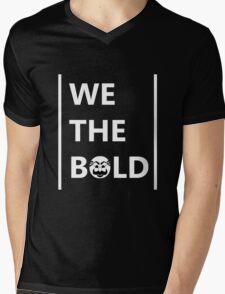 #WeTheBold Mr. Robot Mens V-Neck T-Shirt