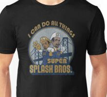 Super Splash Bros - I Can Do All Things Unisex T-Shirt