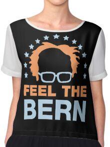 Bernie Chiffon Top