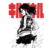 Ryūko Matoi-Kill la Kill Photographic Print