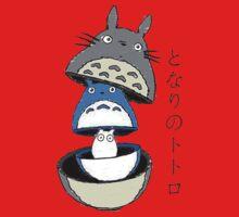 ghibli tower mask One Piece - Long Sleeve