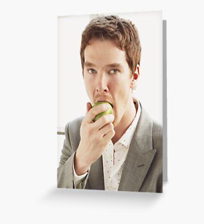 Benedict Applebatch Greeting Card