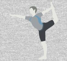 Wii Fit Trainer ♂ - Super Smash Bros. One Piece - Short Sleeve