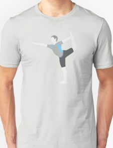 Wii Fit Trainer ♂ - Super Smash Bros. Unisex T-Shirt