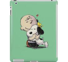Everything Will Be Okay Peanuts iPad Case/Skin