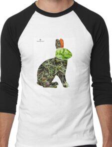 healthy rabbit diet Men's Baseball ¾ T-Shirt