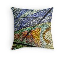 In Mother Nature's Cathedral Throw Pillow