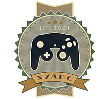 Retro GameCube Controller Photographic Print