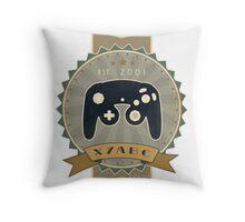 Retro GameCube Controller Throw Pillow