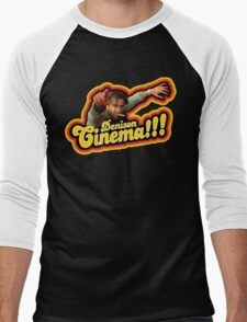 Nic Cine Men's Baseball ¾ T-Shirt