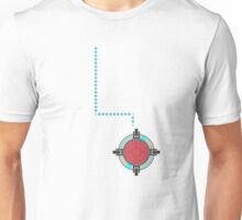 Mysterious Button - Portal Unisex T-Shirt