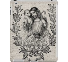 Jesus & the Lamb Psalm 91 iPad Case/Skin
