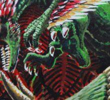 Murder in the Mesozoic Sticker