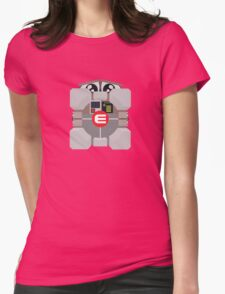 Companion Wall-E Womens Fitted T-Shirt