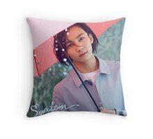 seungkwan seventeen Throw Pillow